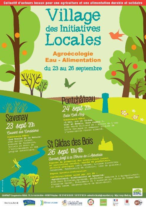 Le Village des initiatives locales