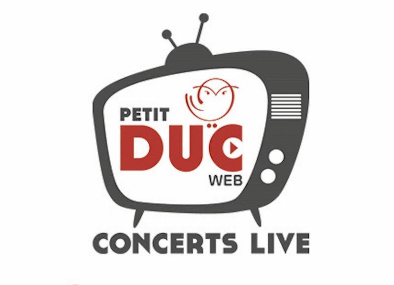 Les concerts de janvier au Petit Duc mais à la maison