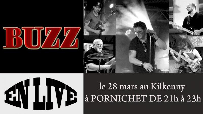 Buzz en concert
