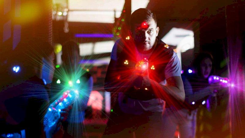 Sortie laser game 11-17ans