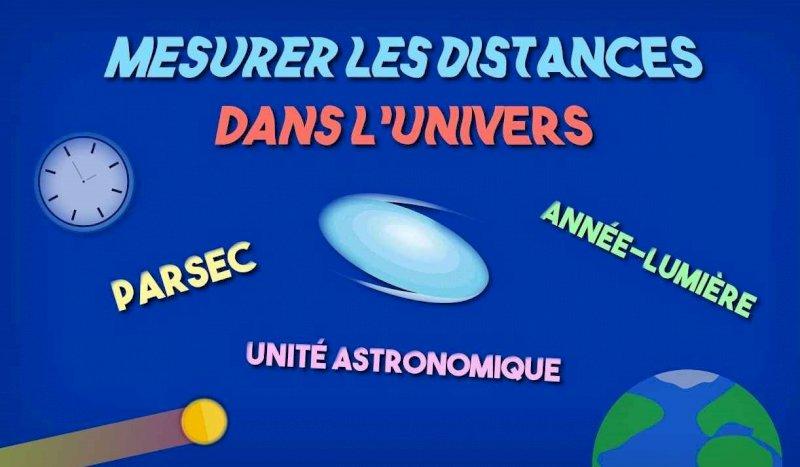 Les unités de mesure en astronomie expliquées par Grain de ciel
