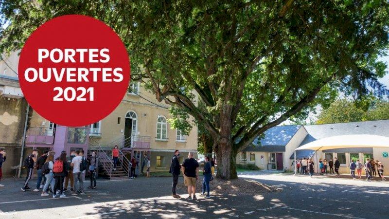 Portes ouvertes du collège la Hublais