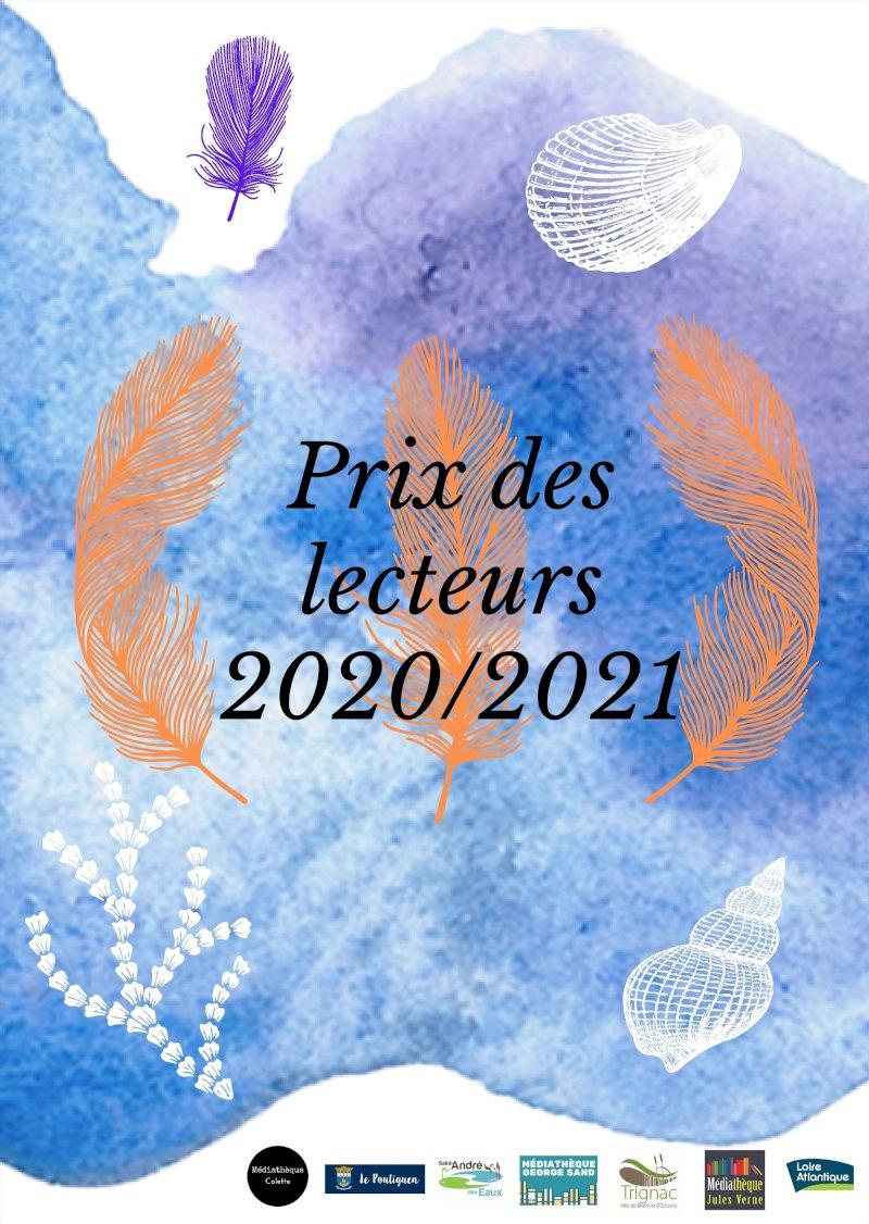 Prix des lecteurs 2020-2021.