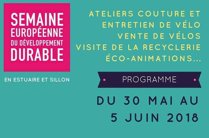 Visite du centre de valorisation et de la boutique solidaire de la recyclerie Nord Atlantique