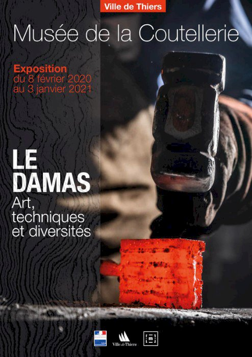 Le Damas. Art, techniques et diversités