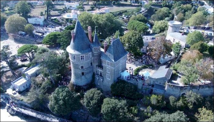 Journées Européennes du Patrimoine Château de Pornic Château de Pornic  dimanche 20 septembre 2020 - Unidivers