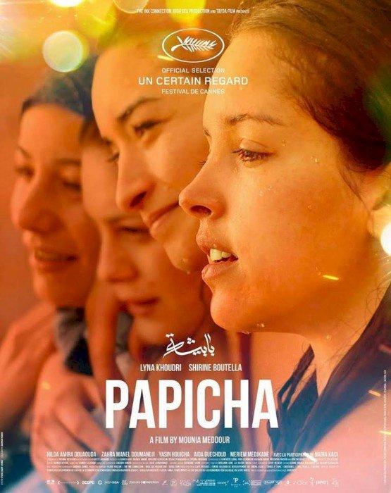 « Papicha » drame de Mounia Meddour