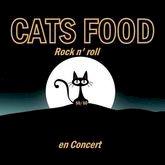 Cats Food revient vendredi 21 août pour un concert Rock'n Roll