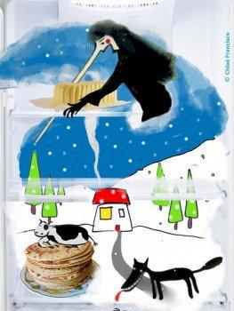 Aglagla ! Contes sortis du frigo par Christel Delpeyroux
