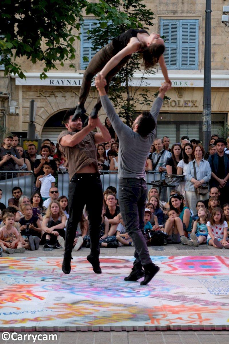 Festival les Renc'Arts : Compagnie El Nucleo - Nawak