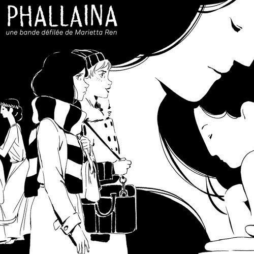 Fresque monumentale Phallaina
