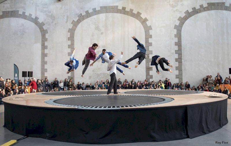 Festival les Renc'arts - Cie Kiaï - Pulse
