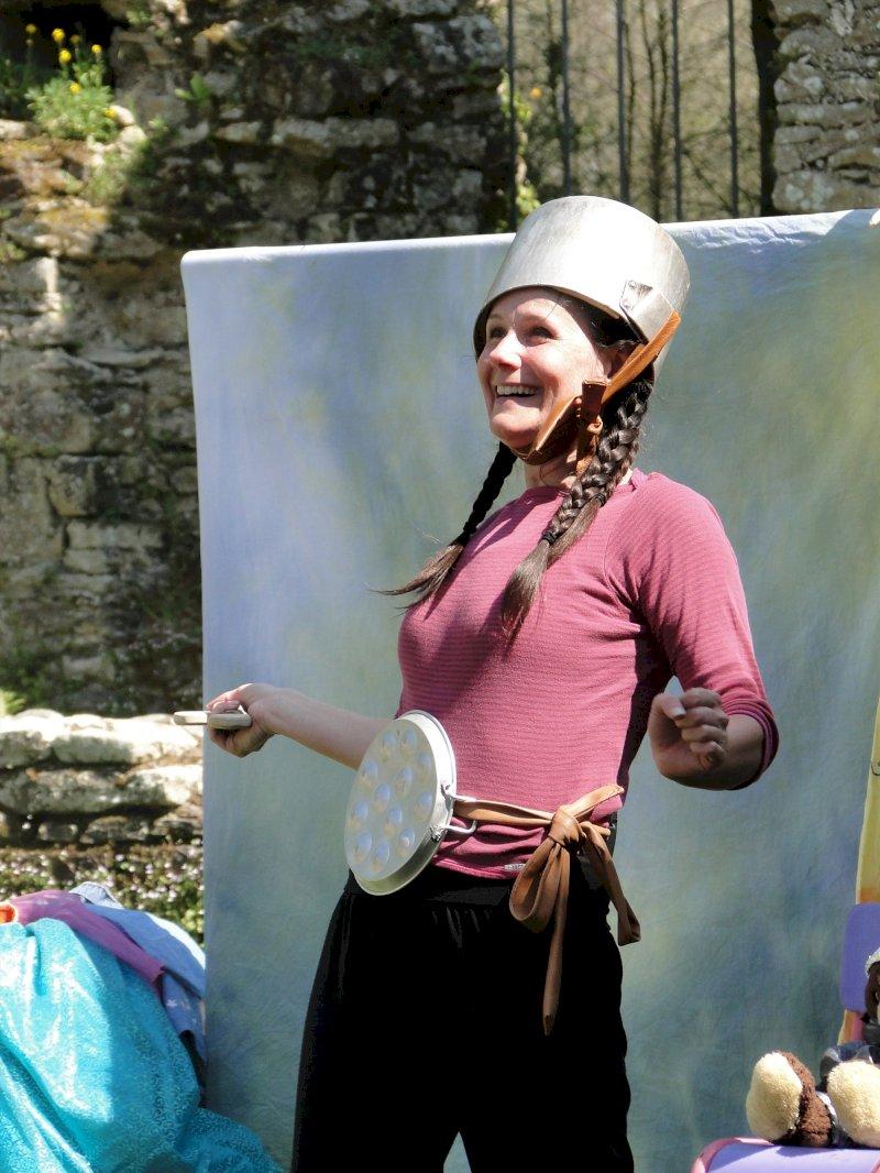 Antonine ou n'est pas chevalier qui veut !