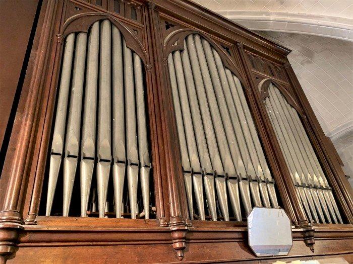 Programmation des Concerts d'été le l'Orgue de La Bernerie-en-Retz
