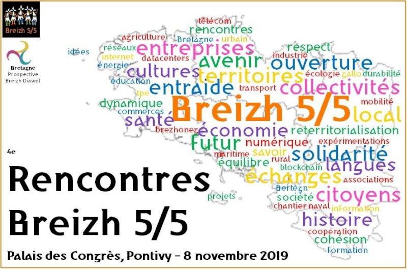 Rencontres Breizh 5/5, Pontivy (#CommuneBreizh5sur5)