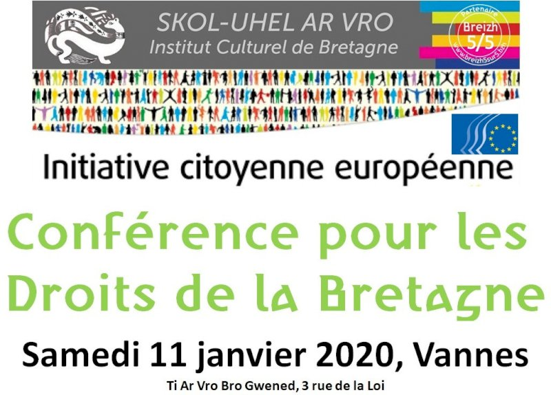 Journée-débats : Mobilisation pour les Droits de la Bretagne
