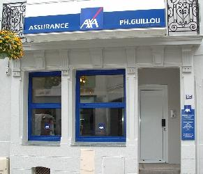 AXA assurances / Agence GUILLOU