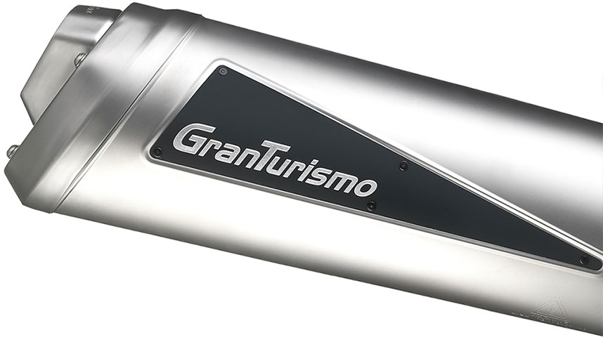 GRANTURISMO - STAINLESS STEEL