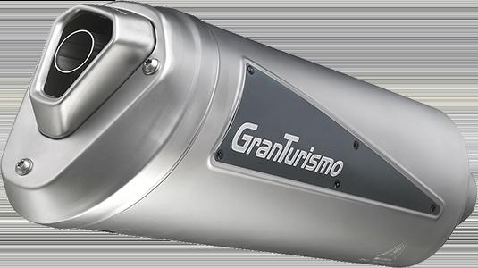 GRANTURISMO STAINLESS STEEL