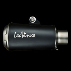 LV-10 BLACK EDITION ACIER INOX