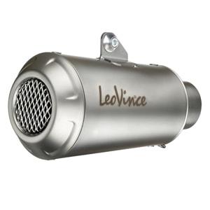 LEOVINCE LV-10 ACIER INOX
