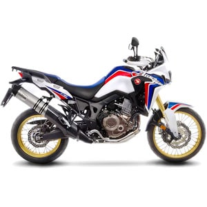 New exhaust system LV One EVO for Honda CRF1000L Africa Twin