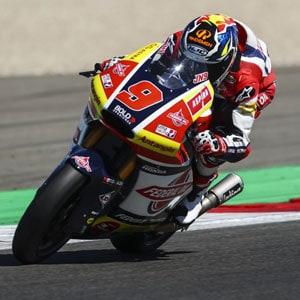 Navarrao back in the points at DutchGP