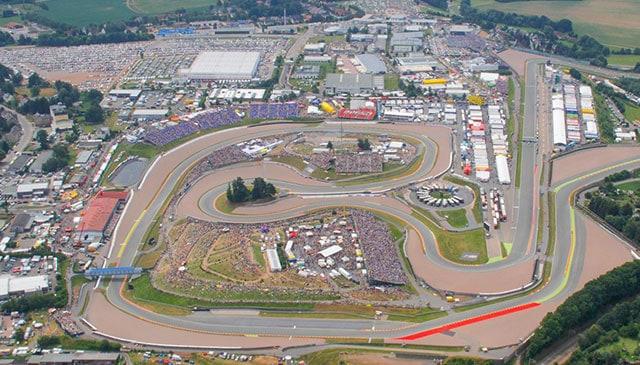 Pramac Motorrad Grand Prix Deutschland