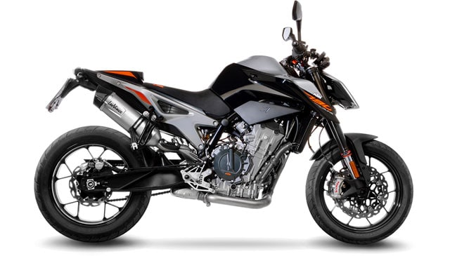 LeoVince LV ONE EVO for KTM 790 DUKE (2018)