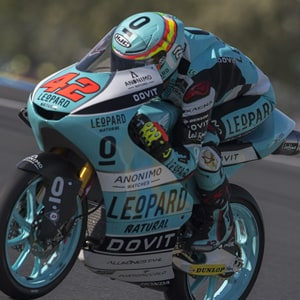 Light after the storm: Lorenzo Dalla Porta takes 2nd step of the podium in France