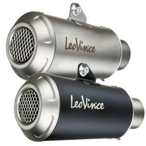 New exhaust system LeoVince LV-10