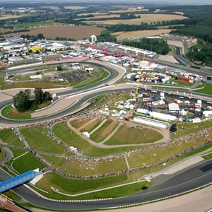 HJC Helmets Motorrad Grand Prix Deutschland