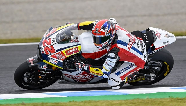 Lowes out of luck at Motegi