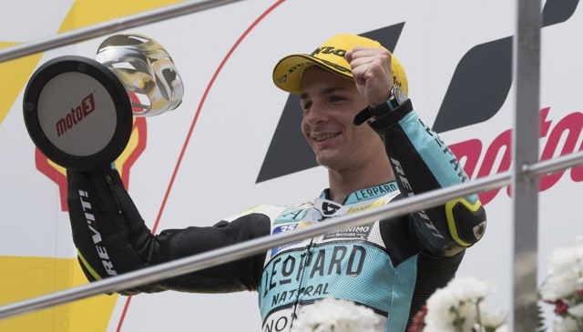 Another superb victory for Lorenzo Dalla Porta and the Leopard Racing