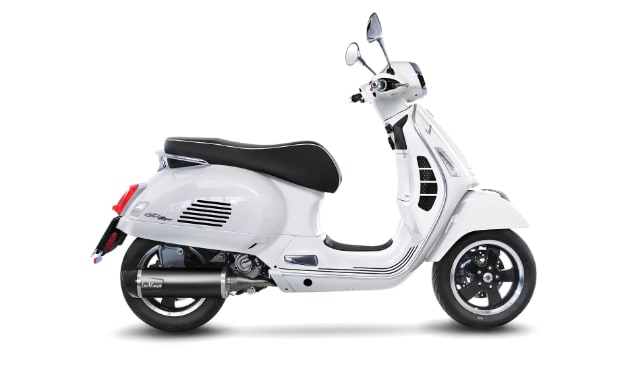The new LeoVince NERO for VESPA GTS 300 (2019)