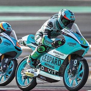 Leopard Racing e LeoVince: rinnovano il loro accordo per il terzo anno consecutivo
