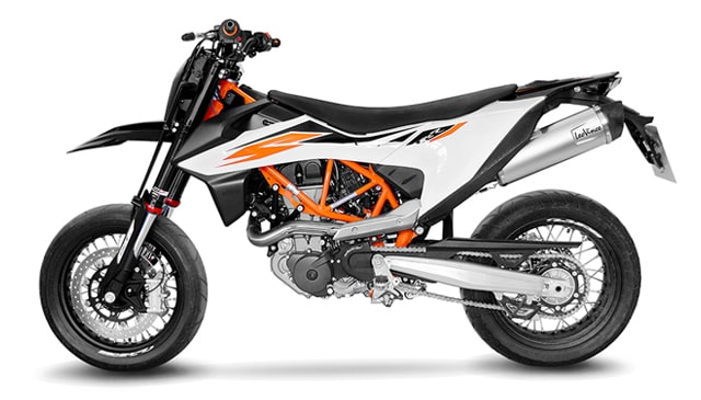 LeoVince LV ONE EVO for KTM 690 SMC R/690 ENDURO R (2019-2020)