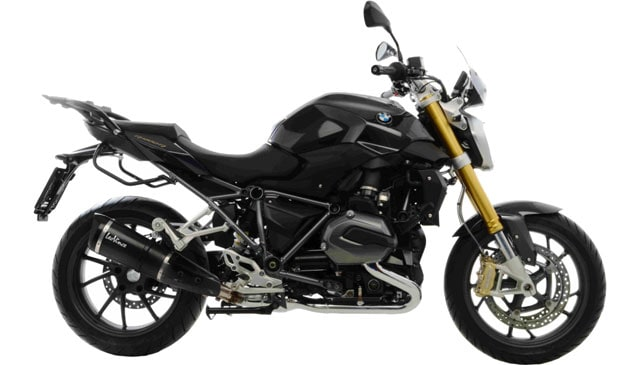 New exhaust system LeoVince FACTORY S for BMW R 1200 R