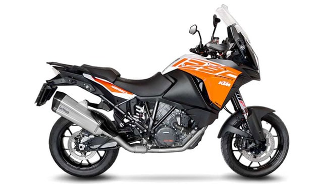 New LeoVince LV-12 for KTM 1290 SUPER ADVENTURE