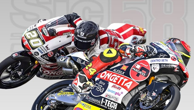 LeoVince and SIC58 Squadra Corse: together again in 2021