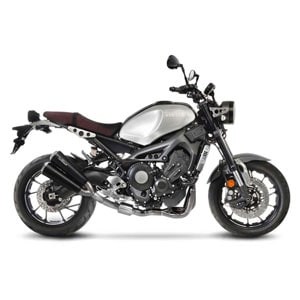 New exhaust system LeoVince GP DUALS for YAMAHA XSR 900