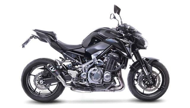 The new LV-10 Carbon Fiber for Kawasaki Z 900