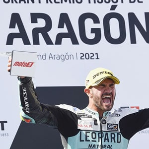 Gran Premio TISSOT de Aragón Results