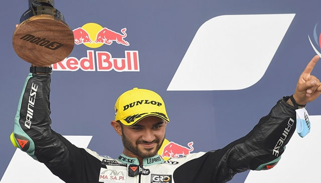 Red Bull Grand Prix of The Americas Results