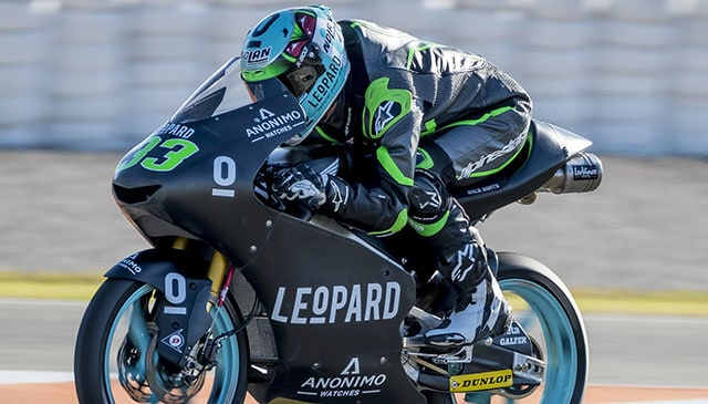 First steps of 2018 season for Leopard Racing in Valencia