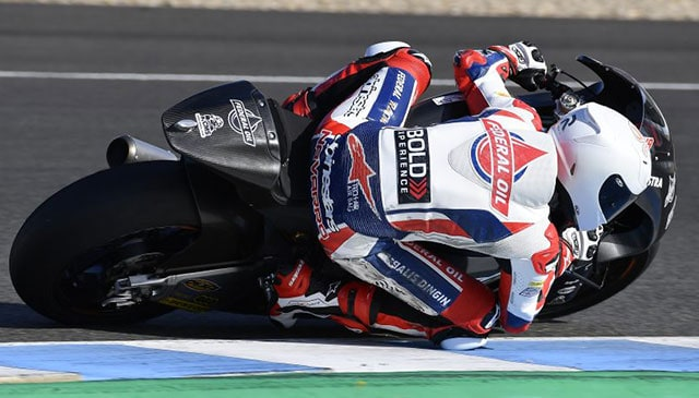 Another fruitful day for Team Federal Oil Gresini Moto2 at Jerez