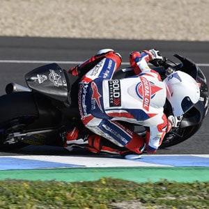 Altra giornata positiva per Navarro a Jerez