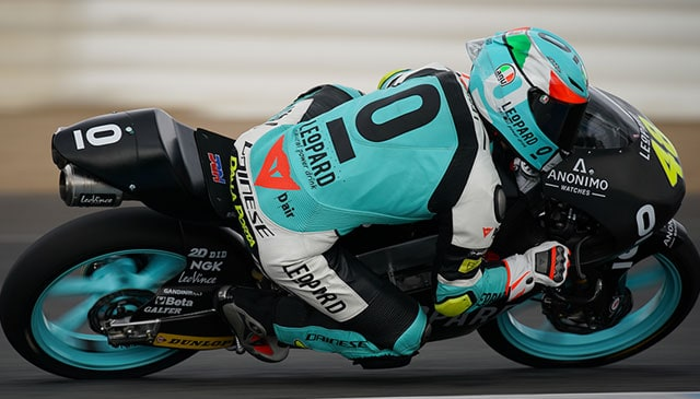 Progress continues in Jerez for Leopard Racing