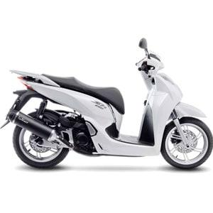 Exhaust system LeoVince NERO for Honda SH 300i