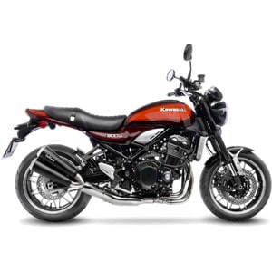The new LeoVince GP DUALS for Kawasaki Z 900 RS (2018)
